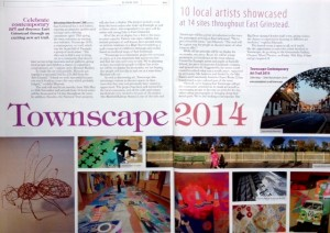 Sussex Living May 2014