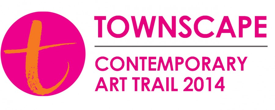 Townscape logo text