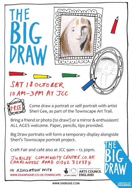 Big Draw 18 Oct