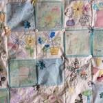 Townscape quilt