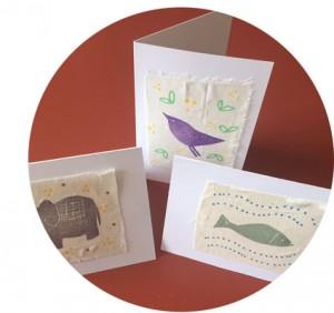 Harriet's cards